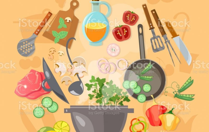 Cooking and creativity